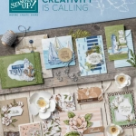 2019/20 Stampin'Up! Annual catalog