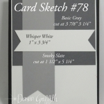 Card Sketch #78