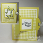 Two for Thursday ~ Pull Tab Flap card videos