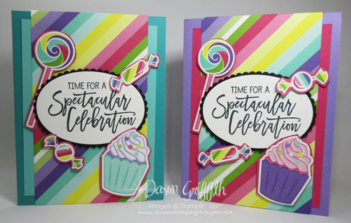 Birthday Cheer Gift Card Holder Video