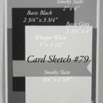 Card Sketch #79