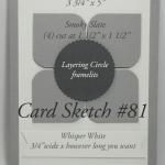 Card Sketch #81