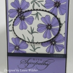 Thank you ~ Sympathy cards