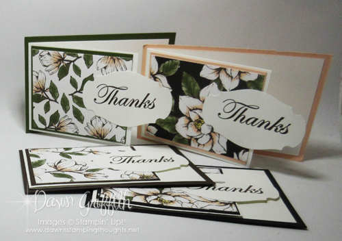 June 2019 Thank you notes video