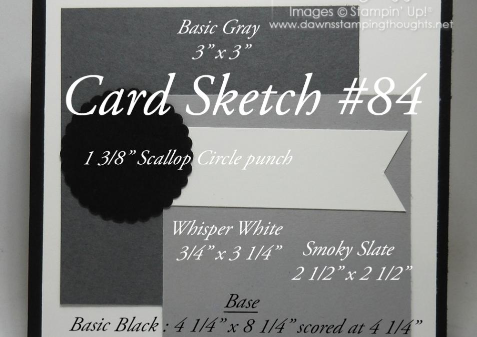Card Sketch #84