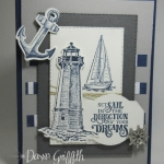 Sailing Home ~ Card Sketch #86 video
