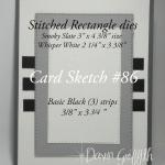 Card Sketch #86