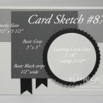 Card Sketch #87