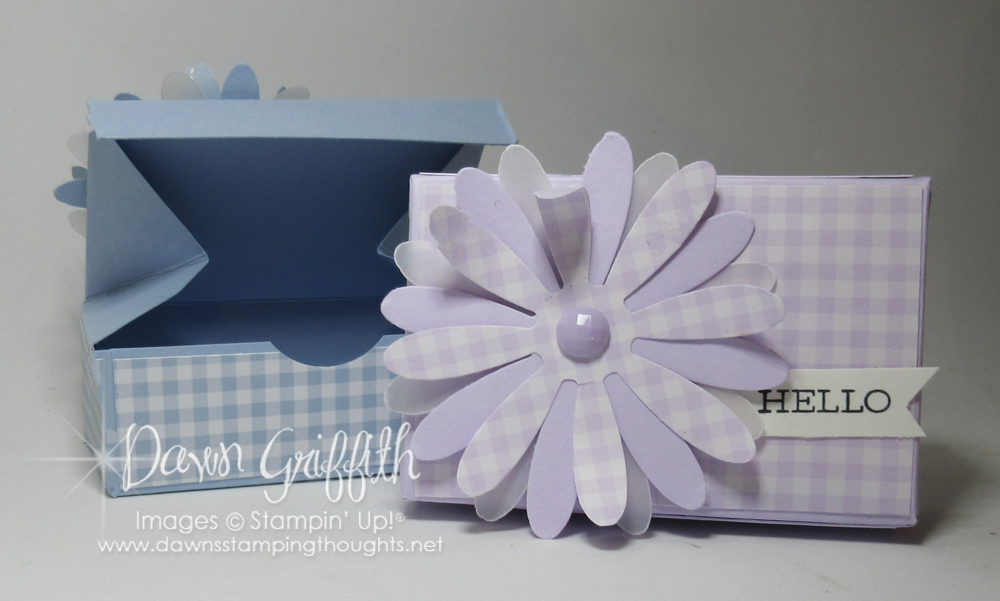 Two for Thursday ~ Sweet Gift box videos