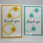 Dawns August 2019 Thank you notes video