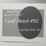 Card Sketch #92