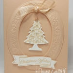 Petal Pink Christmas card video