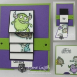 Two for Thursday ~ Waterfall card videos