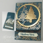 Two for Thursday ~ Brightly Gleaming Gift Card Holder Videos
