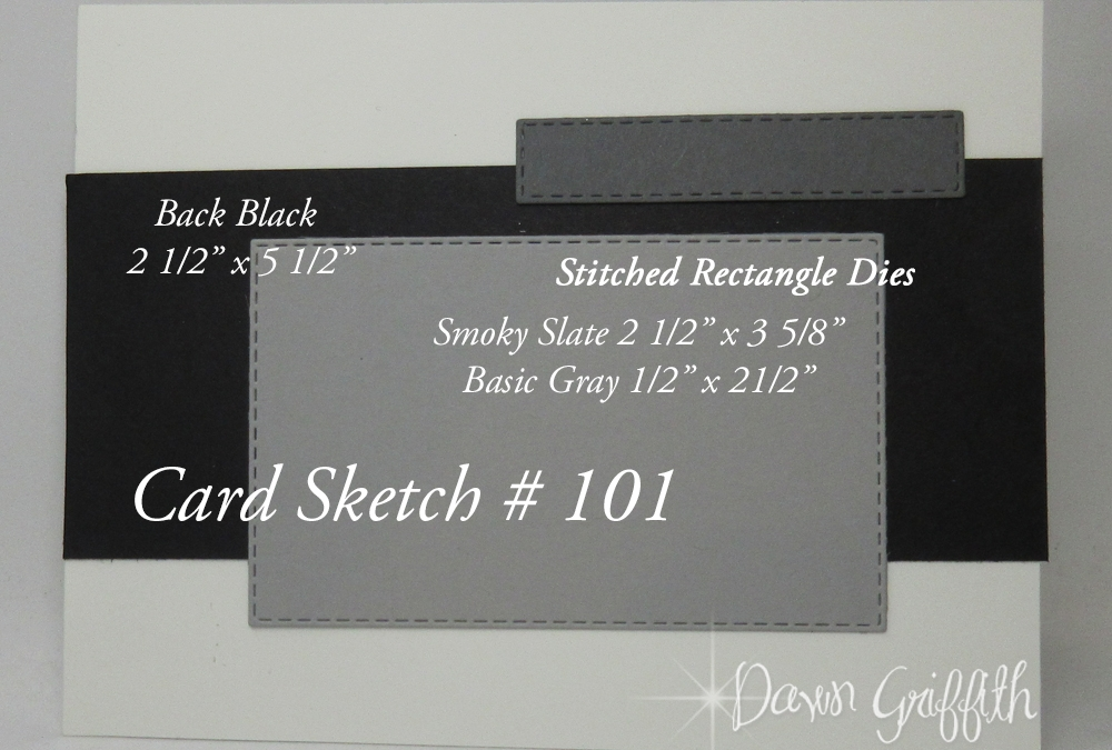 Card Sketch # 101
