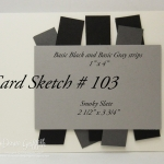 Card Sketch # 103