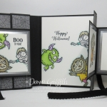 Double Flap Fold card video