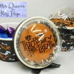 Glitter Queens Halloween Treat Holders~  Halloween Sweet Cups