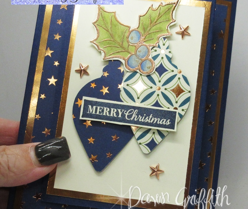 Glitter Queens Blog Hop ~ Layer it Up! Tri-Fold Panel card video