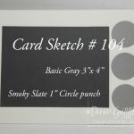 Card Sketch # 104