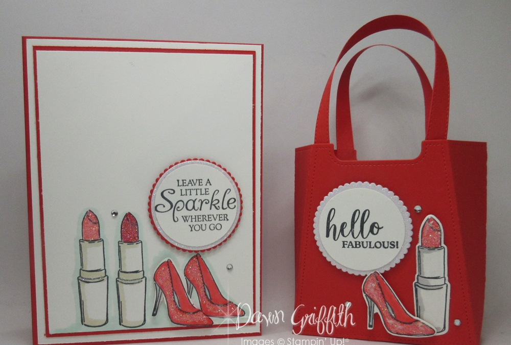 Two for Thursday ~ Dress to Impress Tote video