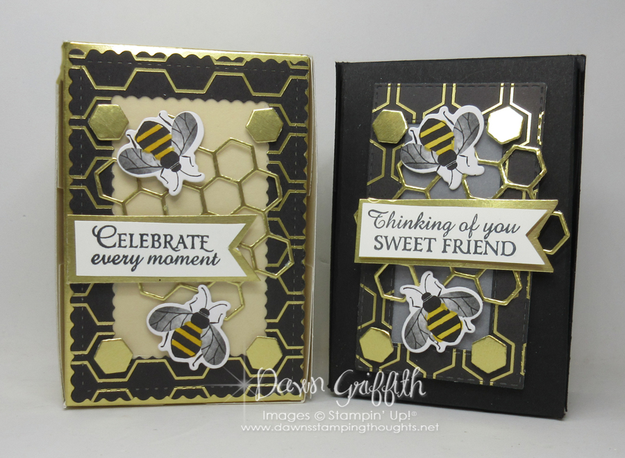 Stampin' Anonymous Tutorials ~February 2020 Featured Project.