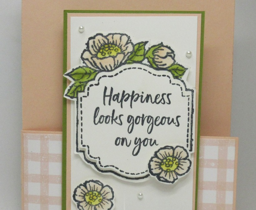LAST DAY of Sale-a-Bration~ Tags In Bloom Flap Card video