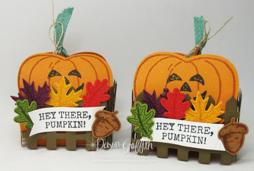 Two for Thursday ~ Pumpkin Patch Treat Box videos