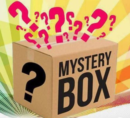 Stampin' Up! Retired Mystery Boxes