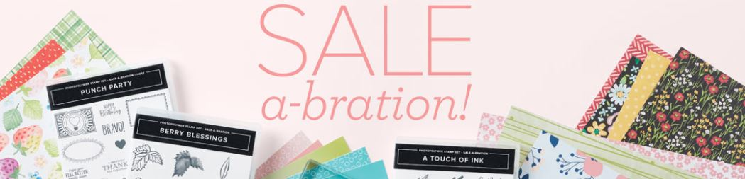 January-June 2021 Mini Catalog & 2021 Sale-A-Bration