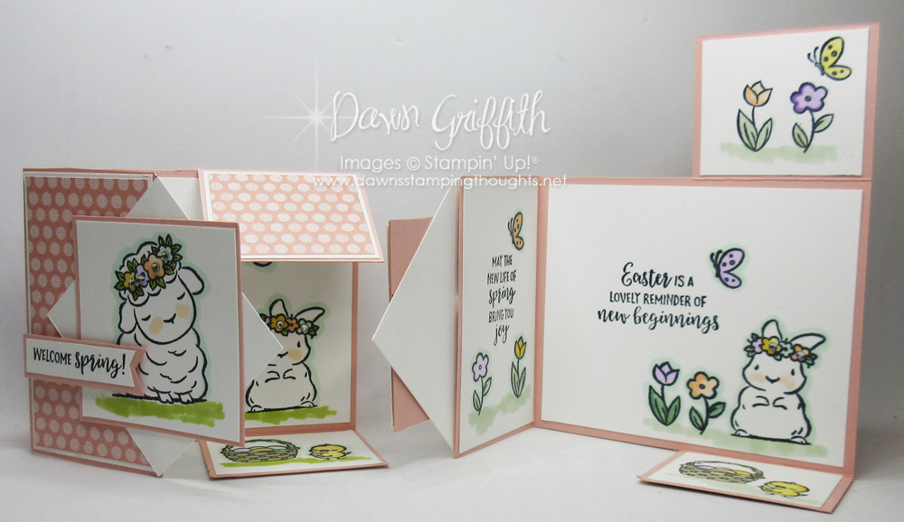 Double Dutch Door Easter card video