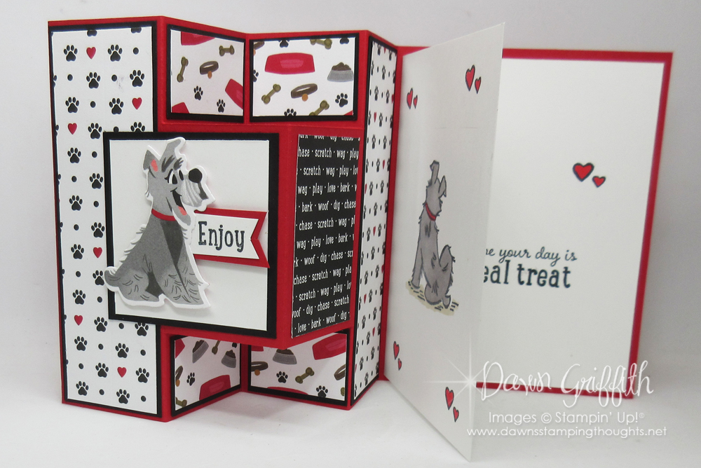 Two for Thursday ~ Pop Out Fun Fold card videos