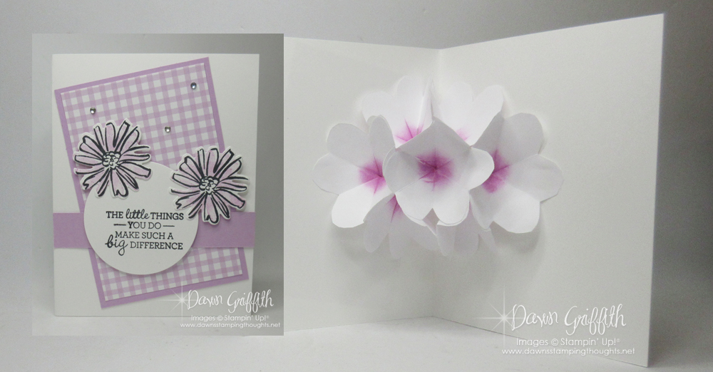 Two for Thursday ~ Pop Up Explosion Bouquet of Flowers Card Videos