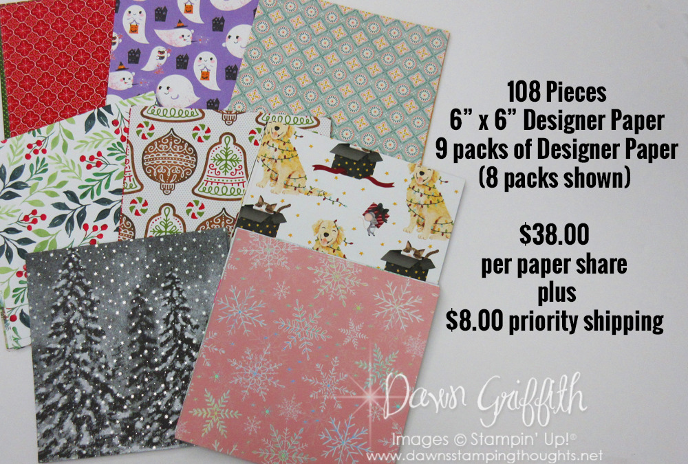 Paper Share for 2021 Holiday Catalog details.