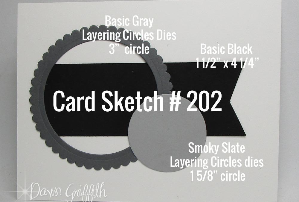 Card Sketch #202
